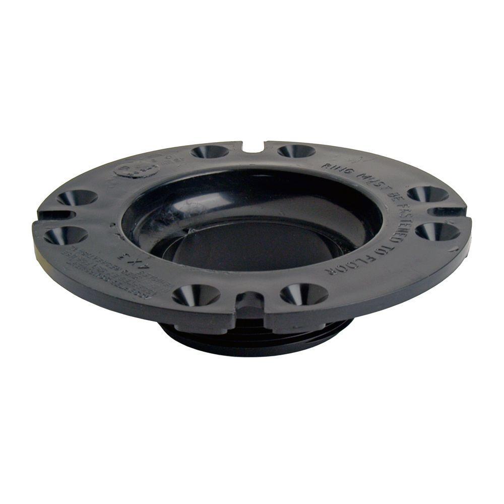 Toilet Flange - Seal, Gasket, & Wax Ring - Toilet Parts & Repair ...
