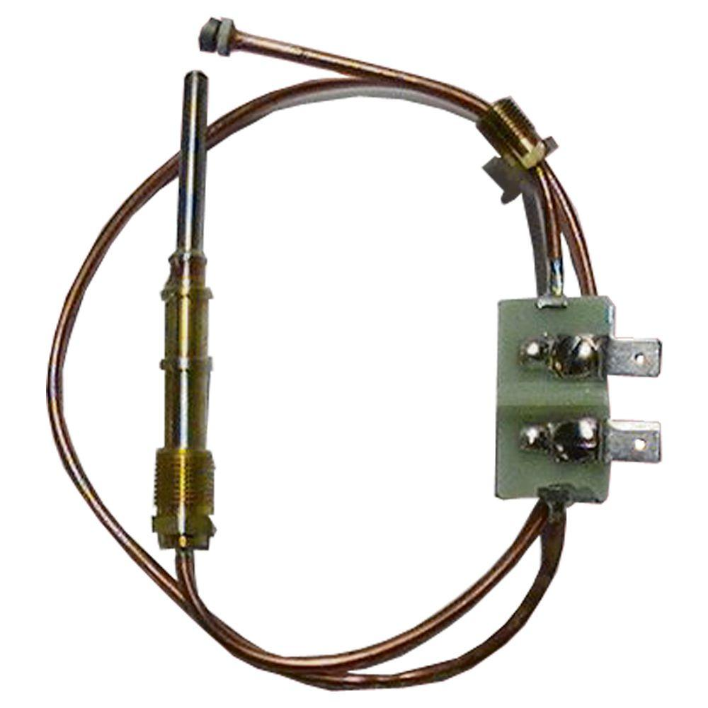 williams terminal block thermocouple p322391 the home depot Junction Box Wiring Diagram 2011 terminal block thermocouple
