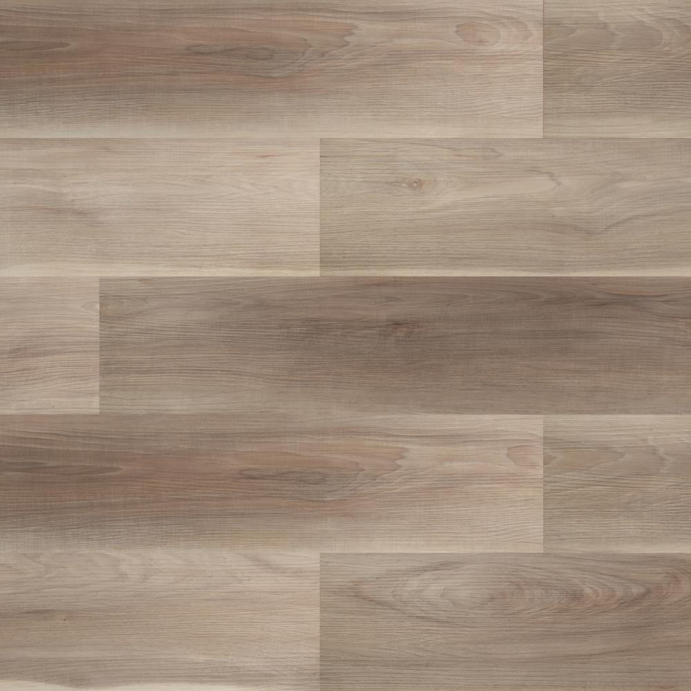 Home decorators collection almond truffle maple 7 in x 42 in rigid core luxury vinyl plank flooring 20 8 sq ft case
