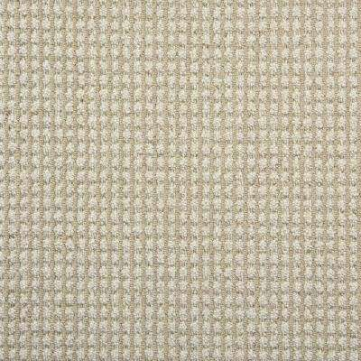 Shenadoah Stripe Ivory Plains Custom Area Rug with Pad