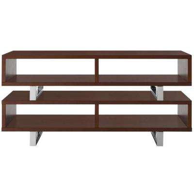 Amble 47 in. Walnut TV Stand