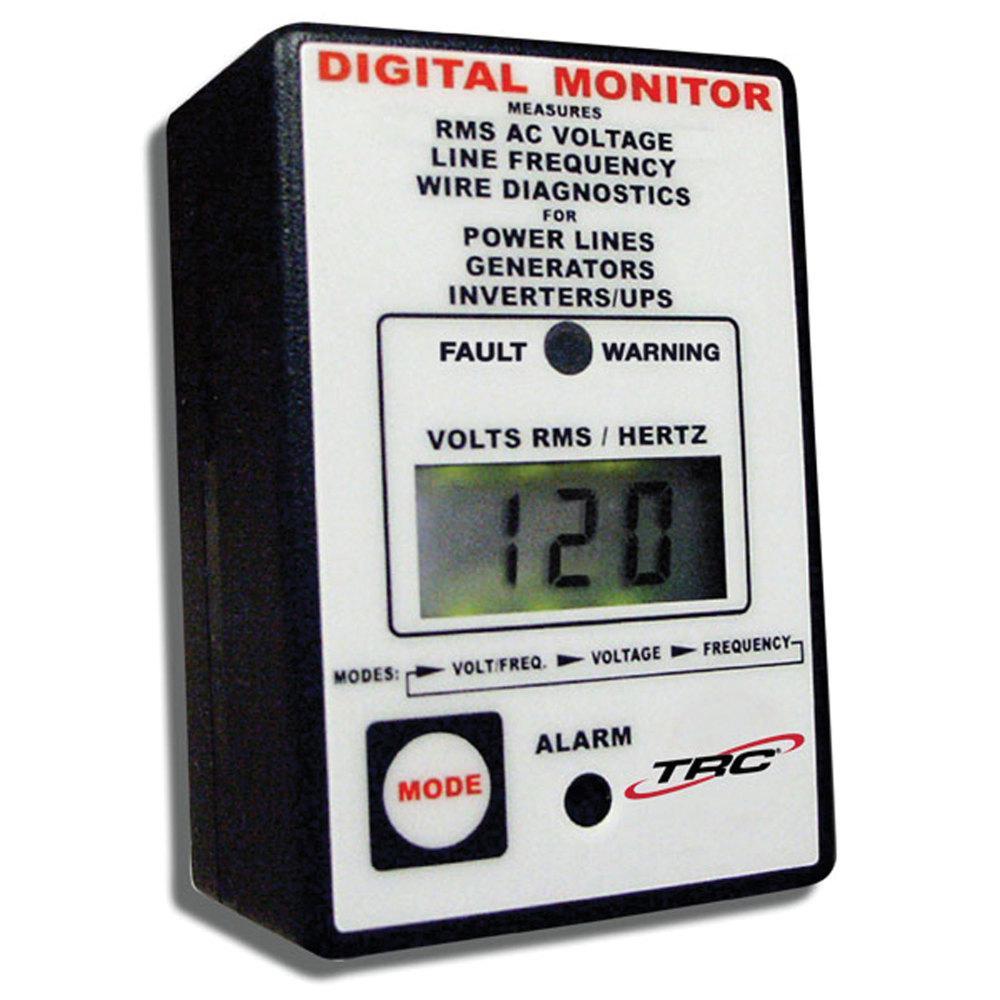 Surge Guard Electra Check Digital Monitor