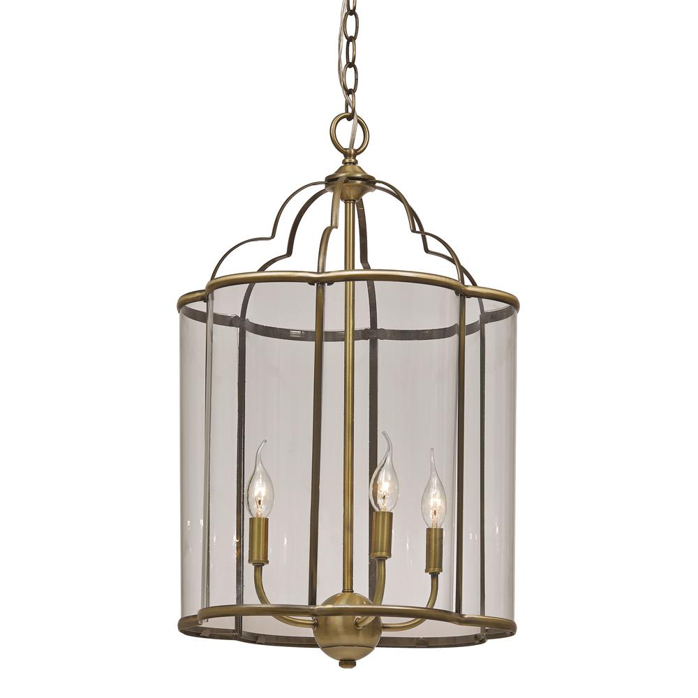 bathroom designs images bel air lighting landon 3 light antique brass pendant 10373