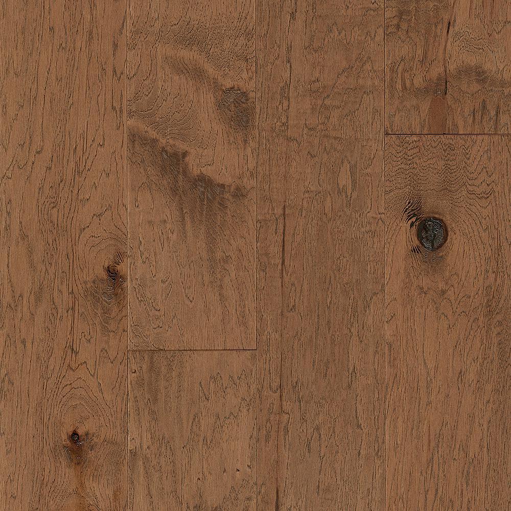 Sundance Hickory 3/8 in. T x 6-1/2 in. W x Varying Length Engineered Hardwood Flooring (26 sq. ft.)