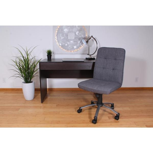 Boss Taupe Modern Office Chair (PM)