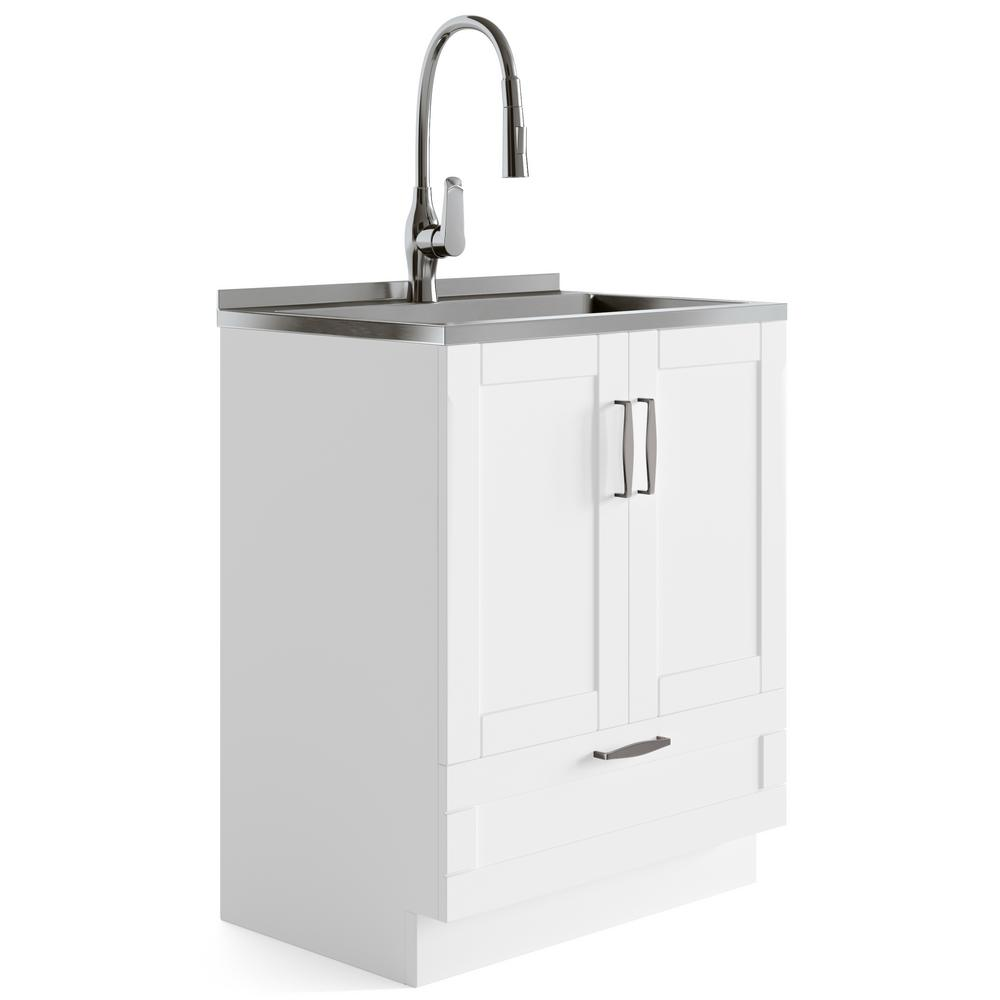 The Best Utility Sinks For Your Laundry Room Trubuild Construction