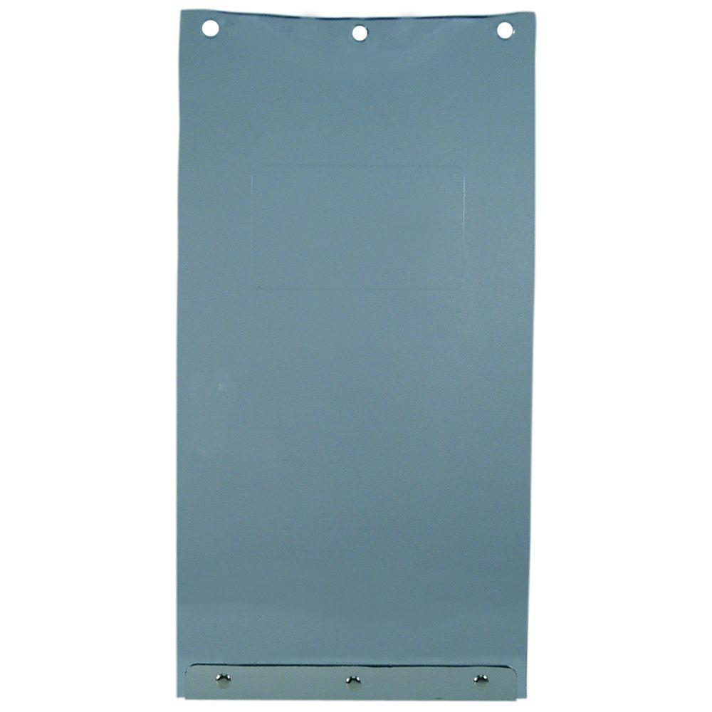 Ideal Pet 9.25 in. x 5 in. Small Replacement Flap for Ruff Weather Pet Doors-Single Flap