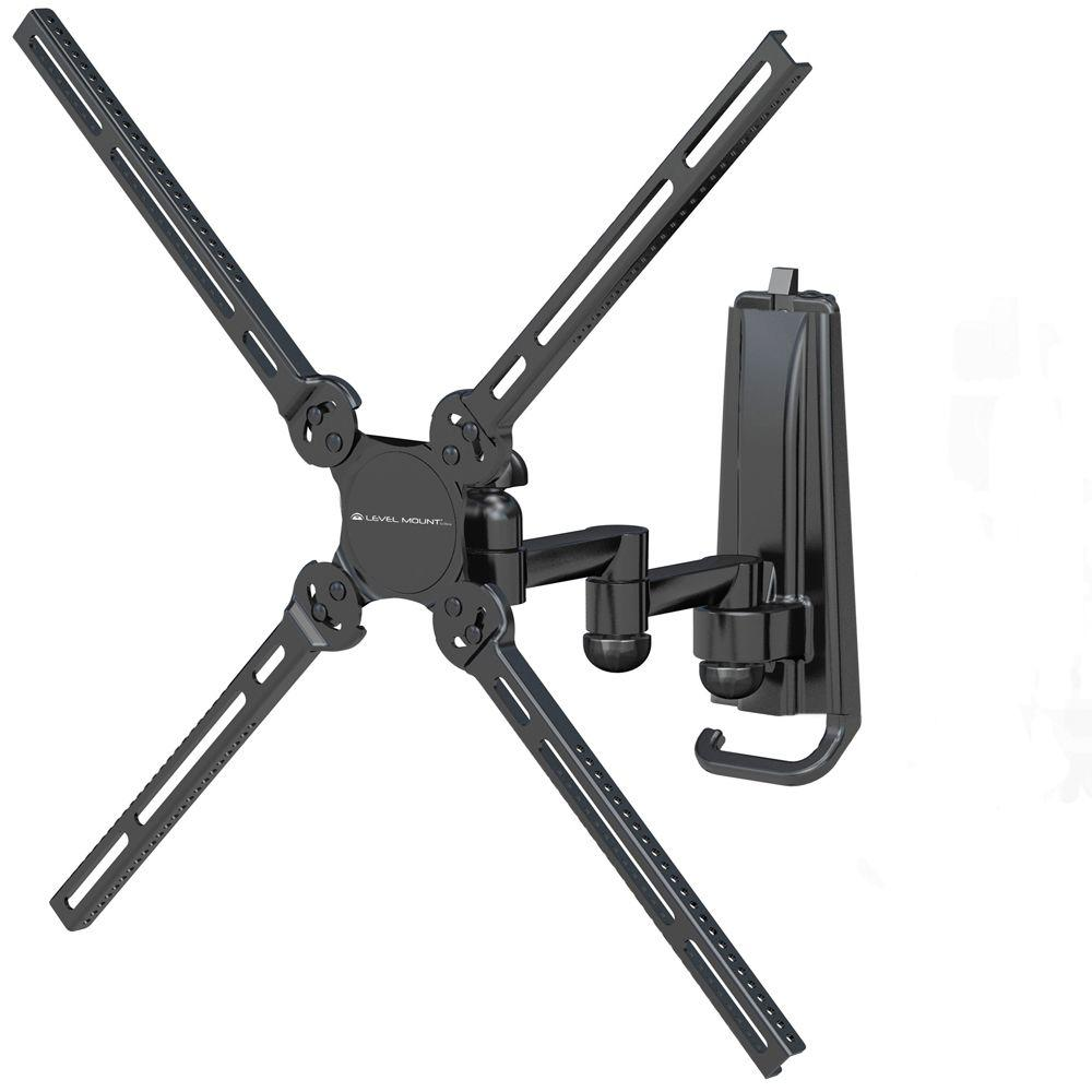 Level Mount Full Motion Cantilever Mount Fits for 10 in. to 47 in. TVs