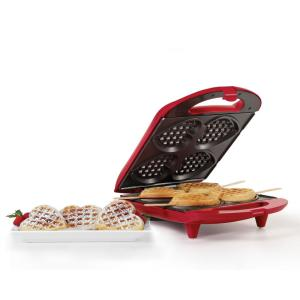 Click here to buy HOLSTEIN HOUSEWARES Heart Shaped Waffle Maker by HOLSTEIN HOUSEWARES.