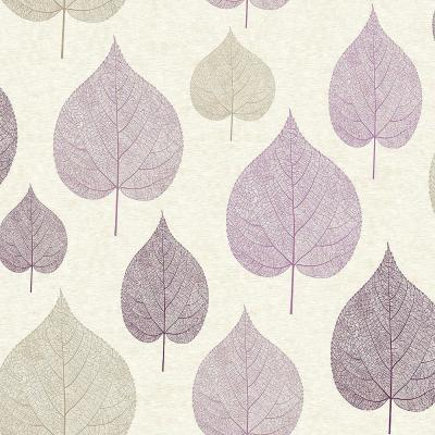 8 in. x 10 in. Quest Plum Leaf Sample