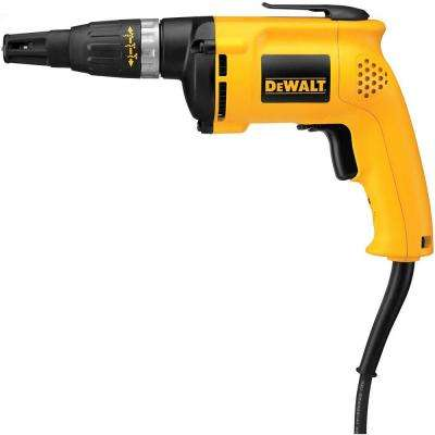 6 Amp 4,000 RPM Lightweight VSR Drywall Screw Gun