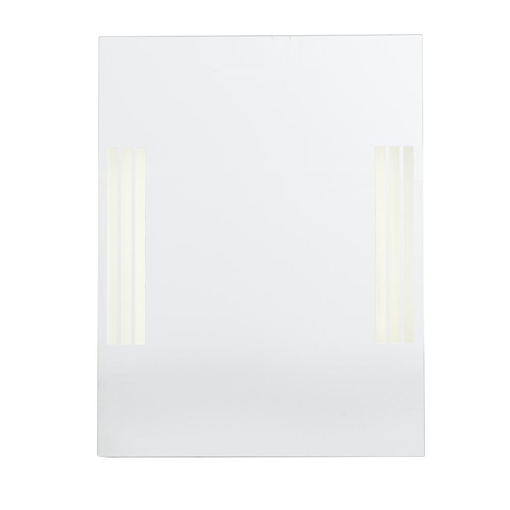 20 in. x 26 in. Surface Mount Medicine Cabinet with LED