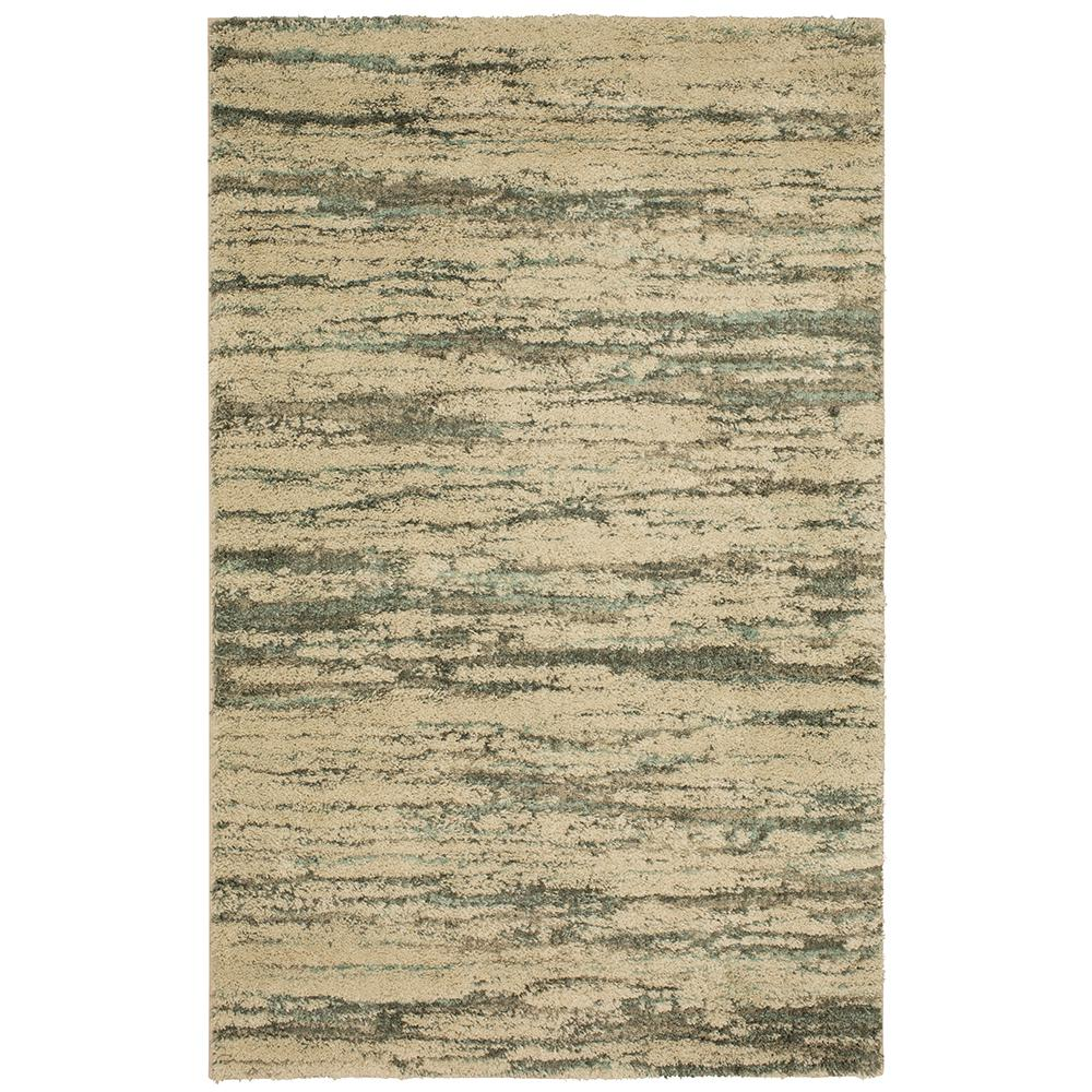 MOHAWKHOME Mohawk Home Keshan Willow Grey 5 ft. x 7 ft. Area Rug