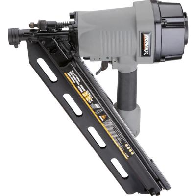 Pneumatic 34-Degree 3-1/2 in. Clipped Head Framing Nailer