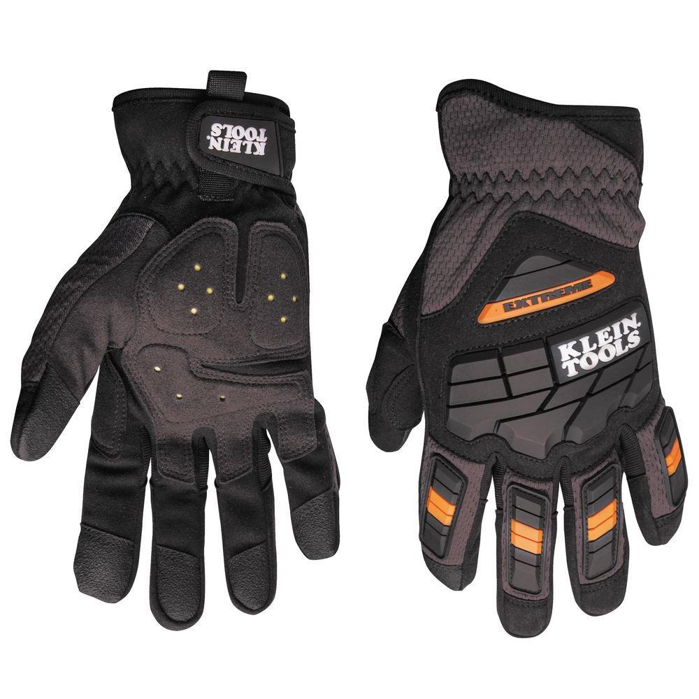 Klein Tools Large Journeyman Extreme Work Gloves by Klein Tools