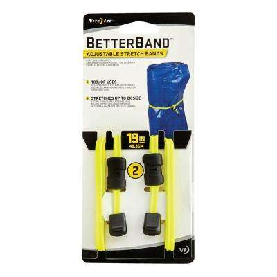 19 in. BetterBand Adjustable Stretch Bands