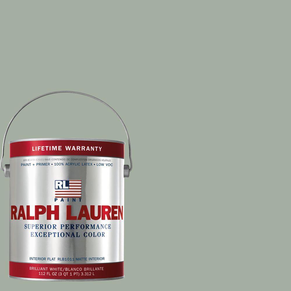 Ralph Lauren 1-gal. Green Copse Flat Interior Paint