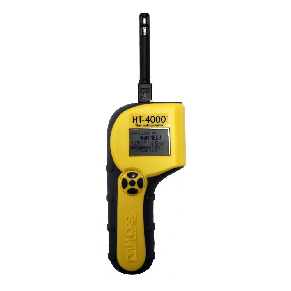 HT-4000 Thermohygrometer