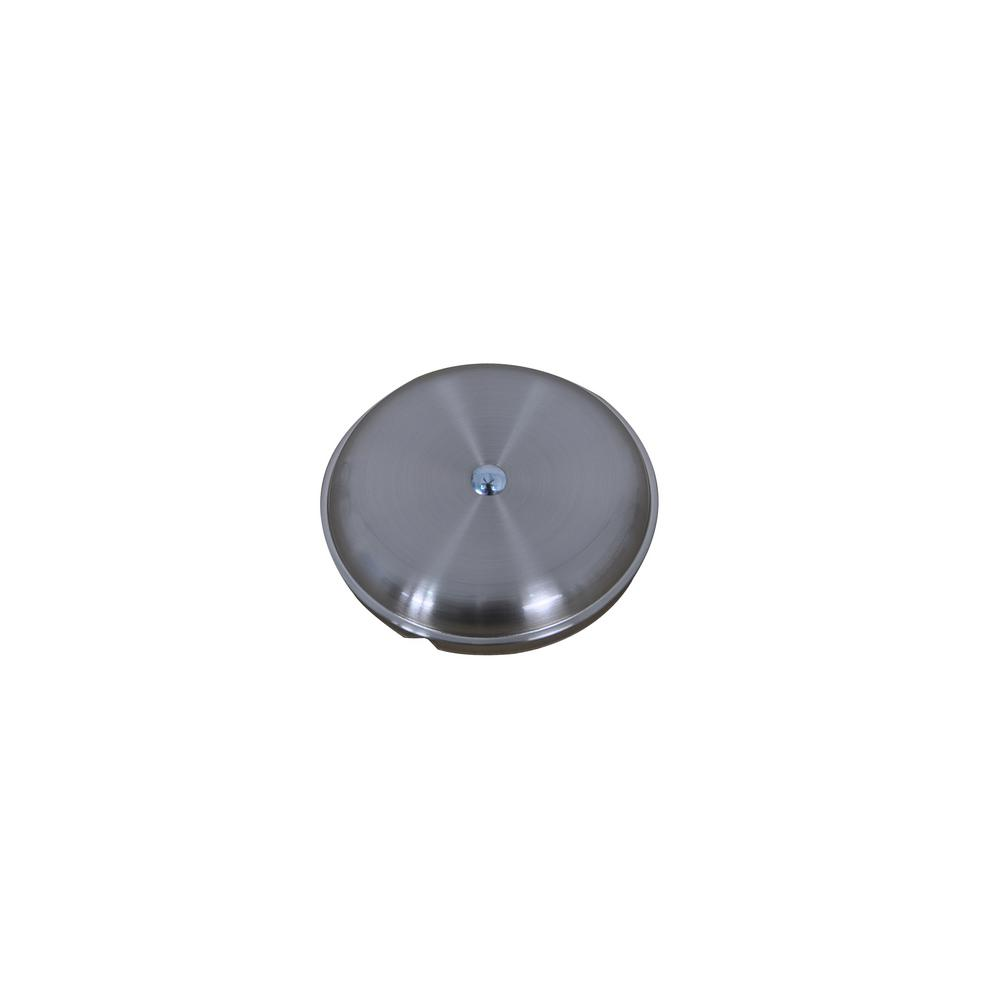 Hampton Bay Sinclair 44 in. Brushed Nickel Switch Cap