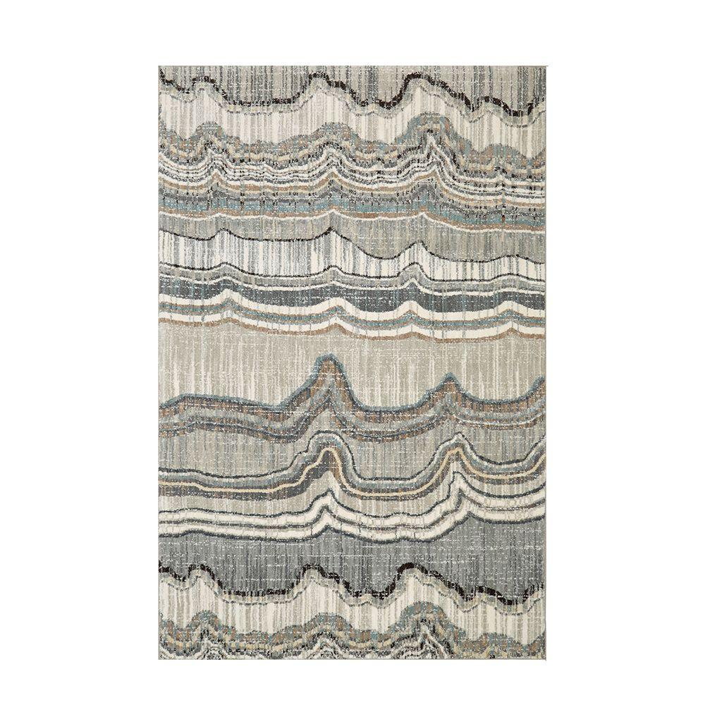 Interlude Multi 8 ft. x 11 ft. Area Rug