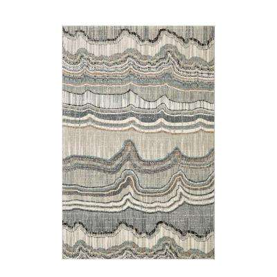 Interlude Multi 8 ft. x 11 ft. Indoor Area Rug