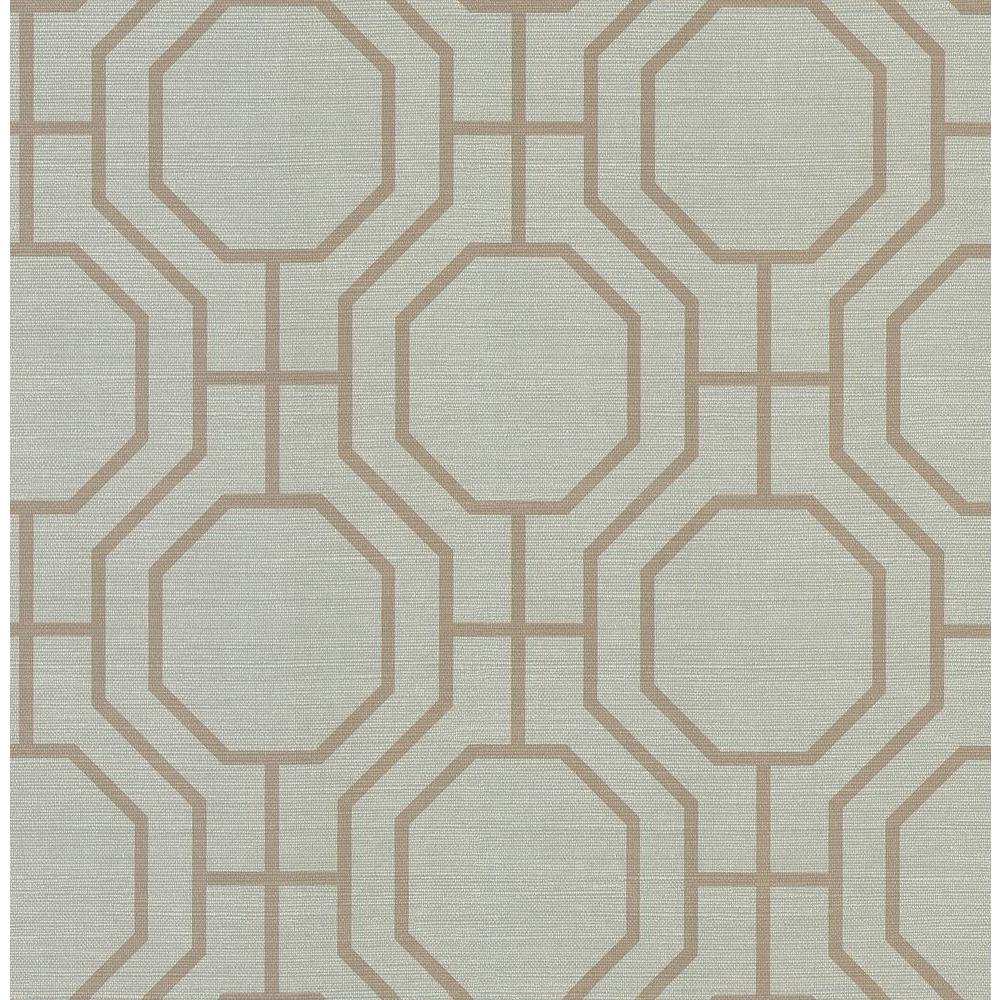 Brewster Geometric Wallpaper