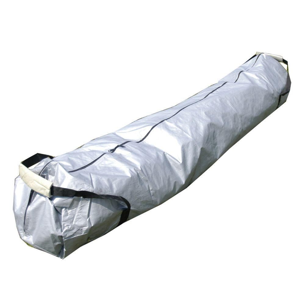 King Canopy 80 In Silver Canopy Bag With Handles Cb80