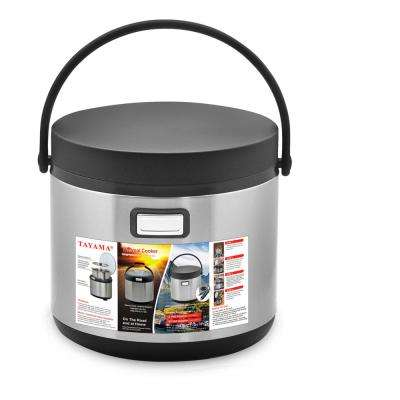 Thermal Cooker and Food Warmer