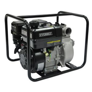 Everbilt 5.5 HP Gas-Powered Utility Pump by Everbilt
