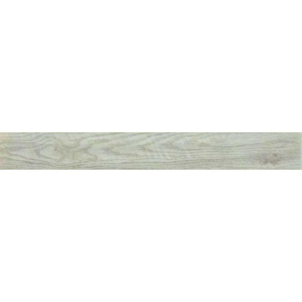 MARAZZI Montagna White Wash 3 in. x 24 in. Glazed Porcelain Bullnose Floor and Wall Tile