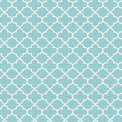 Asilah Four Pattern Repeat Wall Painting Stencil