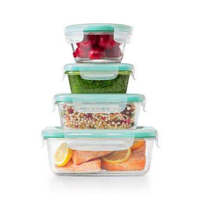 Good Grips 12 Piece Smart Seal Glass Container Set