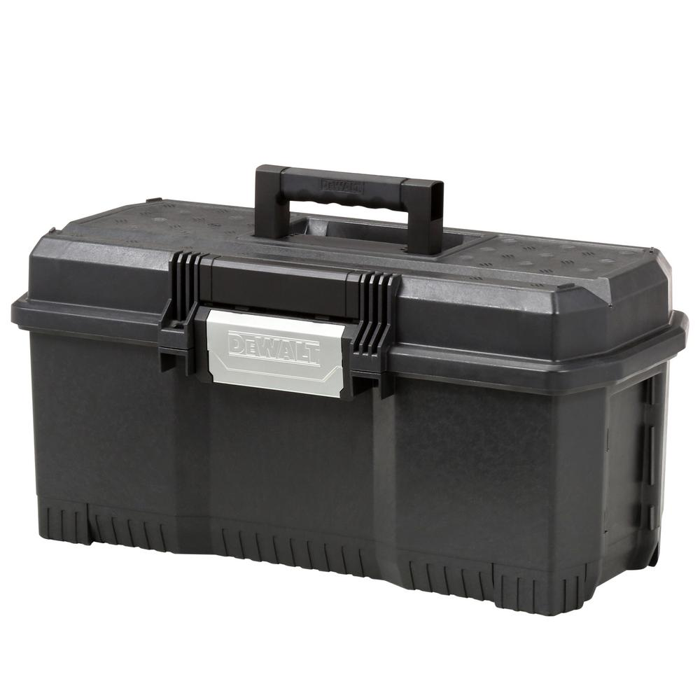 Dewalt 24 In 1 Touch Latch Tool Box Dwst24082 The Home Depot