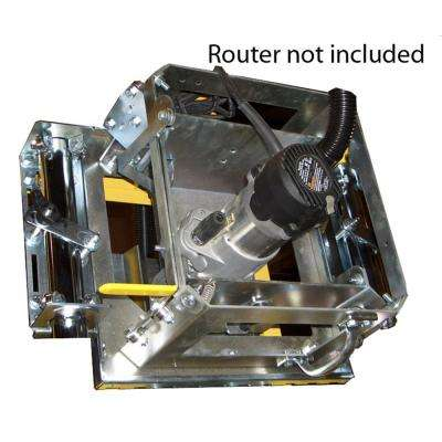 Floating Router Plate