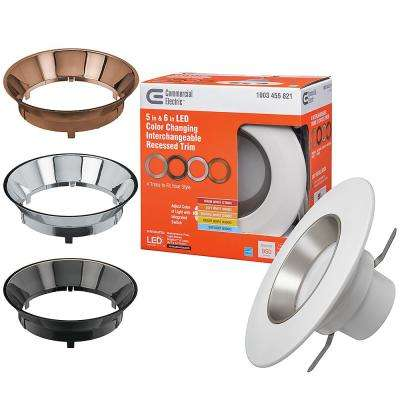5 In 6 In Recessed Lighting Lighting The Home Depot