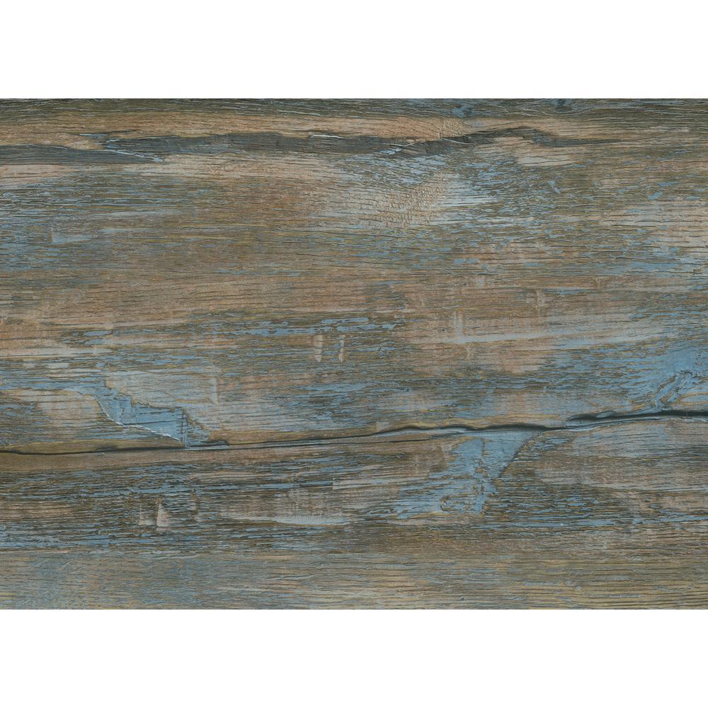 Oceana Commercial Grade Luxury 6 in. x 36 in. 2 mil Wear Layer 3 mm Thick Vinyl Plank Flooring