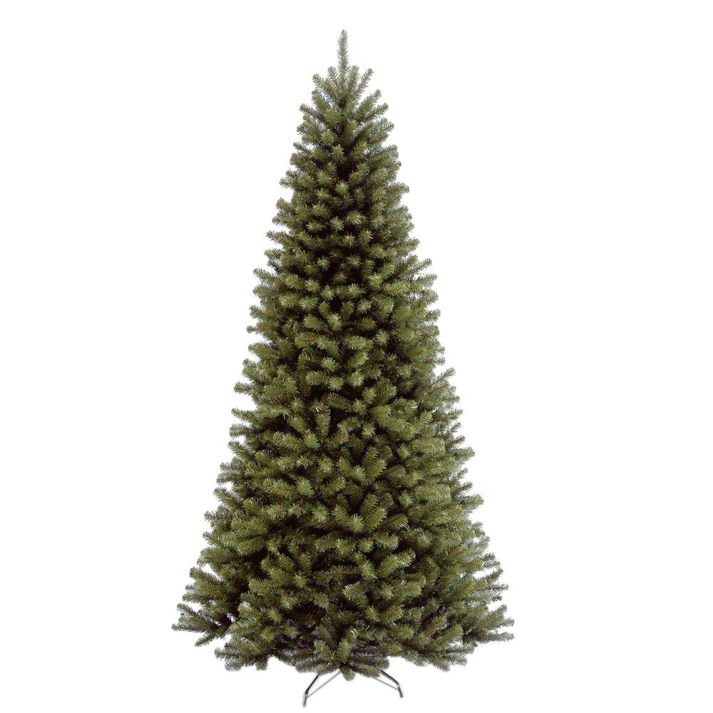 national tree company 9 ft north valley spruce hinged artificial christmas tree
