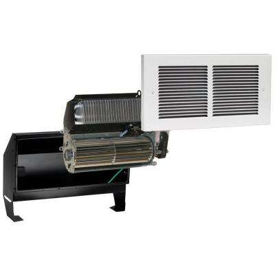 Register 2,000-Watt 240-Volt In-Wall Fan-Forced Heater in White