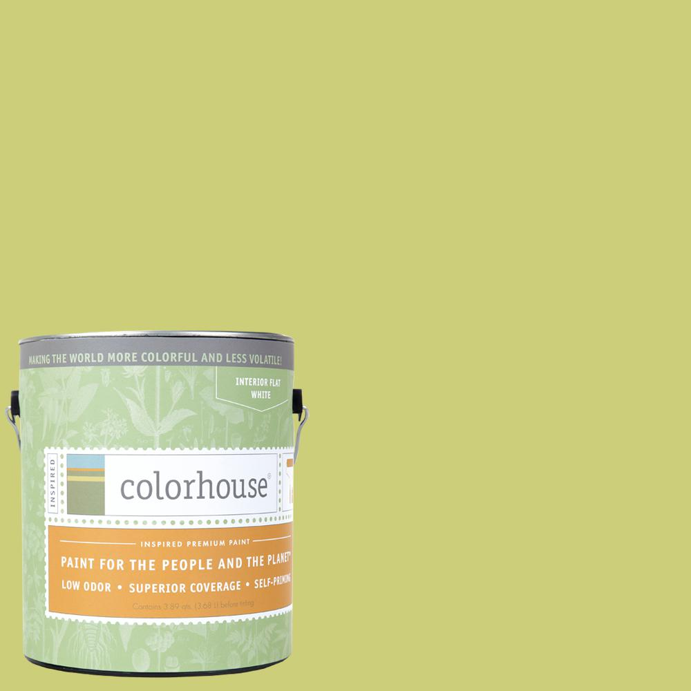 Colorhouse 1 gal. Thrive .02 Flat Interior Paint