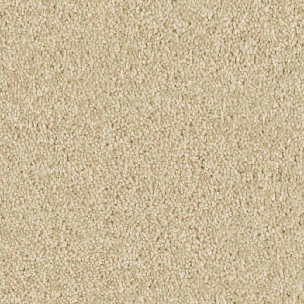 Carpet Sample - Team Builder - In Color Natural 8 in. x 8 in.
