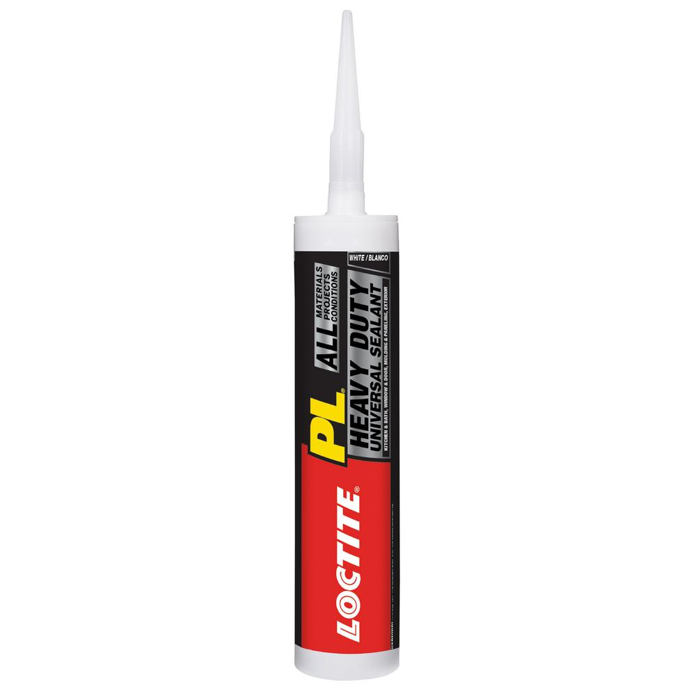 Loctite PL 9.5 fl. oz. White Heavy Duty Sealant