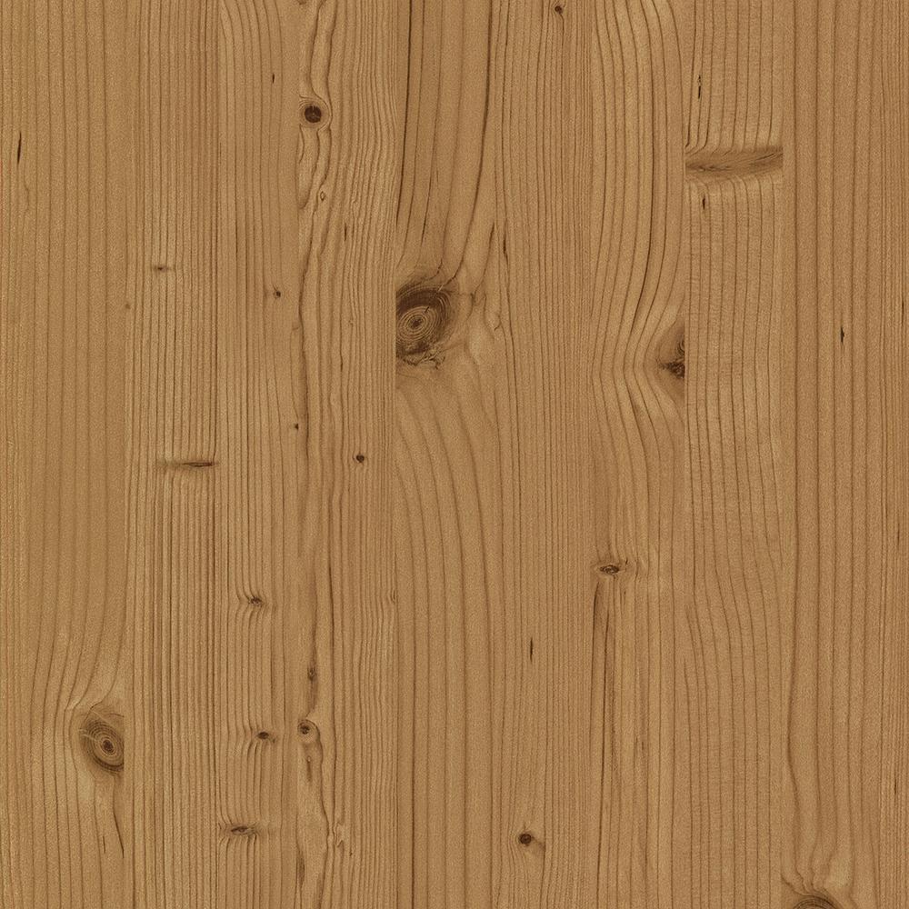 56.4 sq. ft. Uinta Brown Wooden Planks Wallpaper