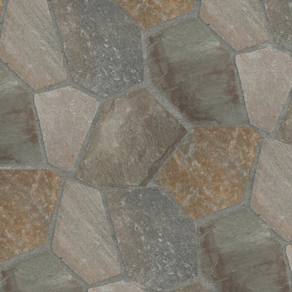 MSI Golden White 22 in. x 18 in. Meshed Flagstone Paver Tile (40 pieces / 110 sq. ft. / pallet)
