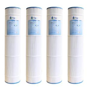 130 sq. ft. Pool and Spa Filter Replacement for Pentair Clean & Clear 520, Pleatco PCC130, FIlbur FC-1978 (4-Pack)