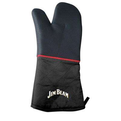 Heavy Duty Mitten with Neoprene
