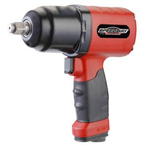 SPEEDWAY 90 psi 1/2 inch Pro Composite Air Impact Wrench by SPEEDWAY
