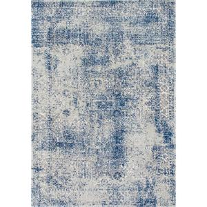 Nuloom Vintage Willena Blue 7 Ft X 9 Area Rug Rzbd29a 6709 The Home Depot