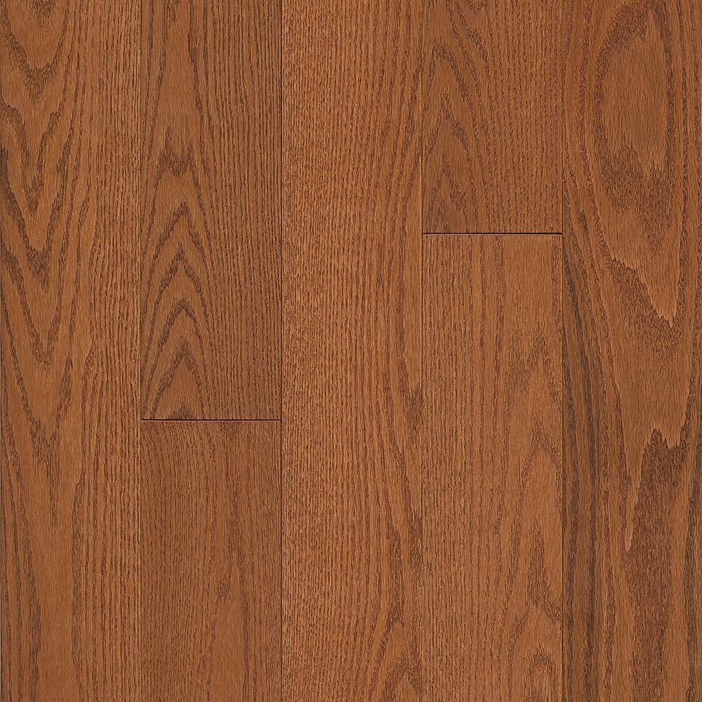 Prefinished Solid Hardwood Hardwood Flooring The Home Depot