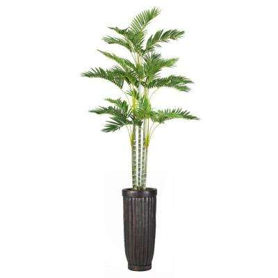 89 in. Tall Palm Tree in Planter