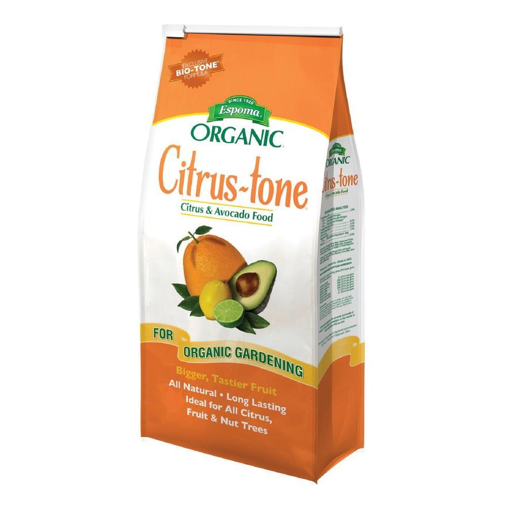 8 lb. Citrus Tone Plant Food